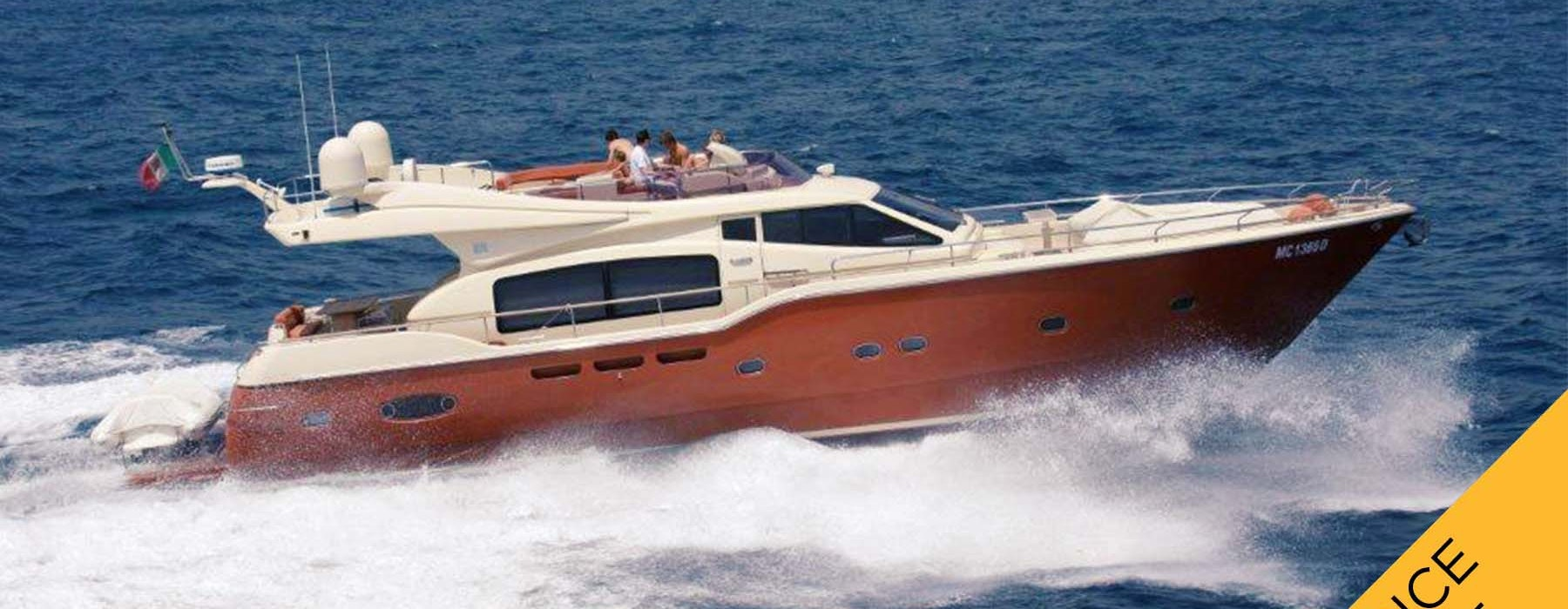 Feretti Altura VICTORIA 21m price reduced