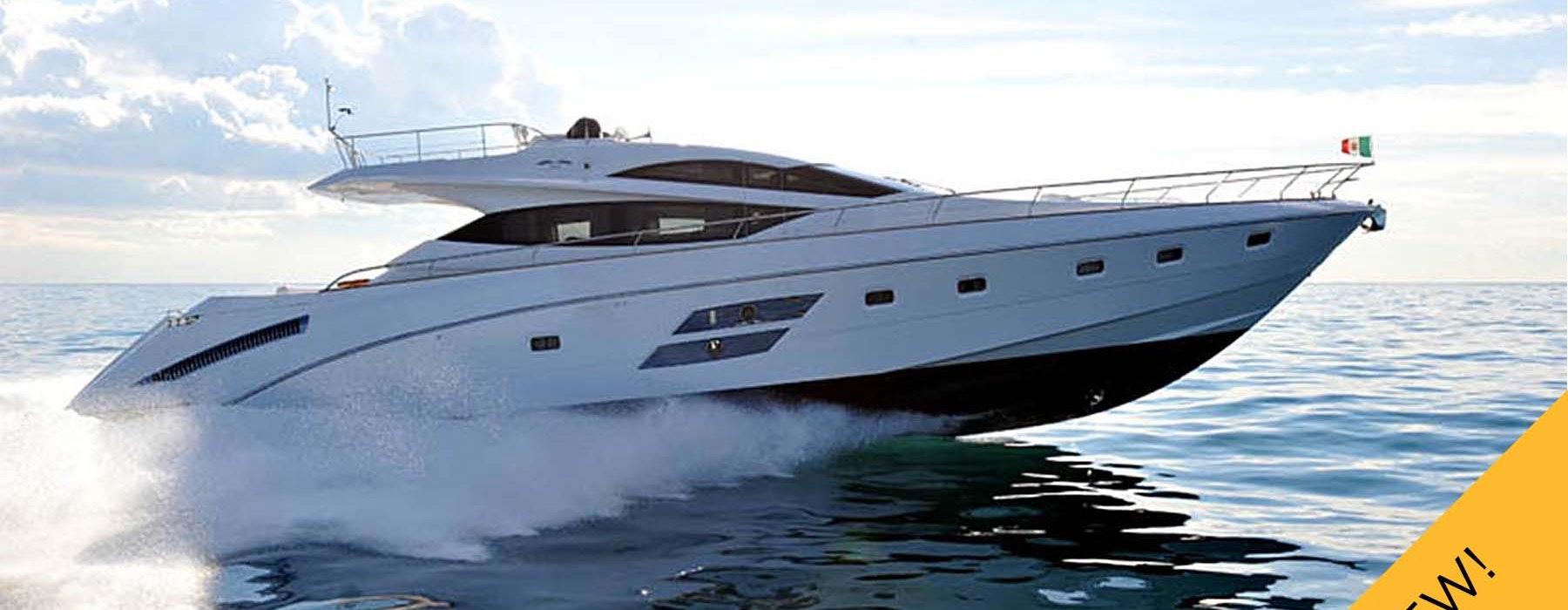 Flybridge yacht-PHANTOM-1 Sarnico 24m for sale NEW CA