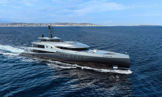 Amels 206 New Build Luxury Yacht For Sale