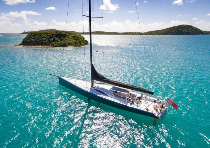 Luxury sailing yacht for charter-LEOPARD 3 McConaghy 30.5m