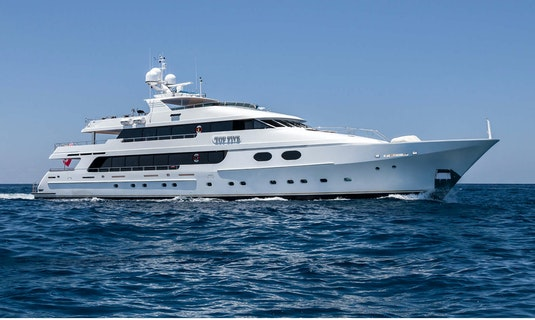 Luxury yacht Christensen TOP FIVE for Sale