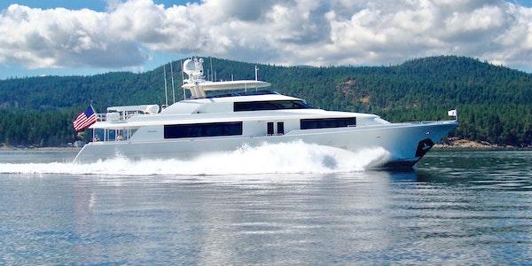 Yacht Westport KALEEN for Charter