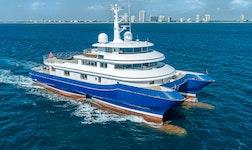 Luxury yacht for sale Abeking & Rasmussen SILVER CLOUD 41m Built 2008 Refit 2018