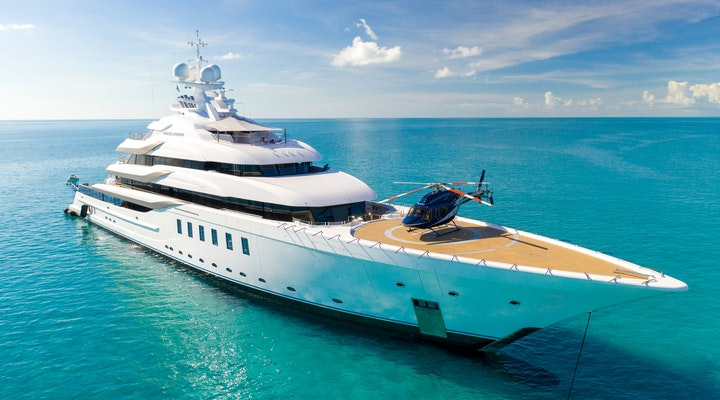 Luxury Yacht Sales Brokerage