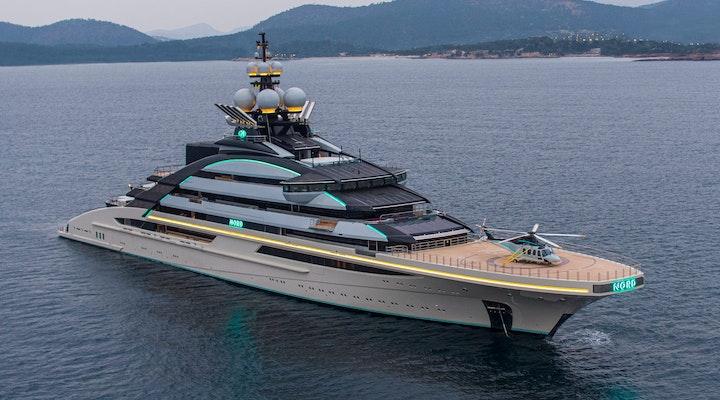 Lurssen Yacht NORD Profile