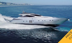 Motor yacht Pershing 90 PRICE CUT