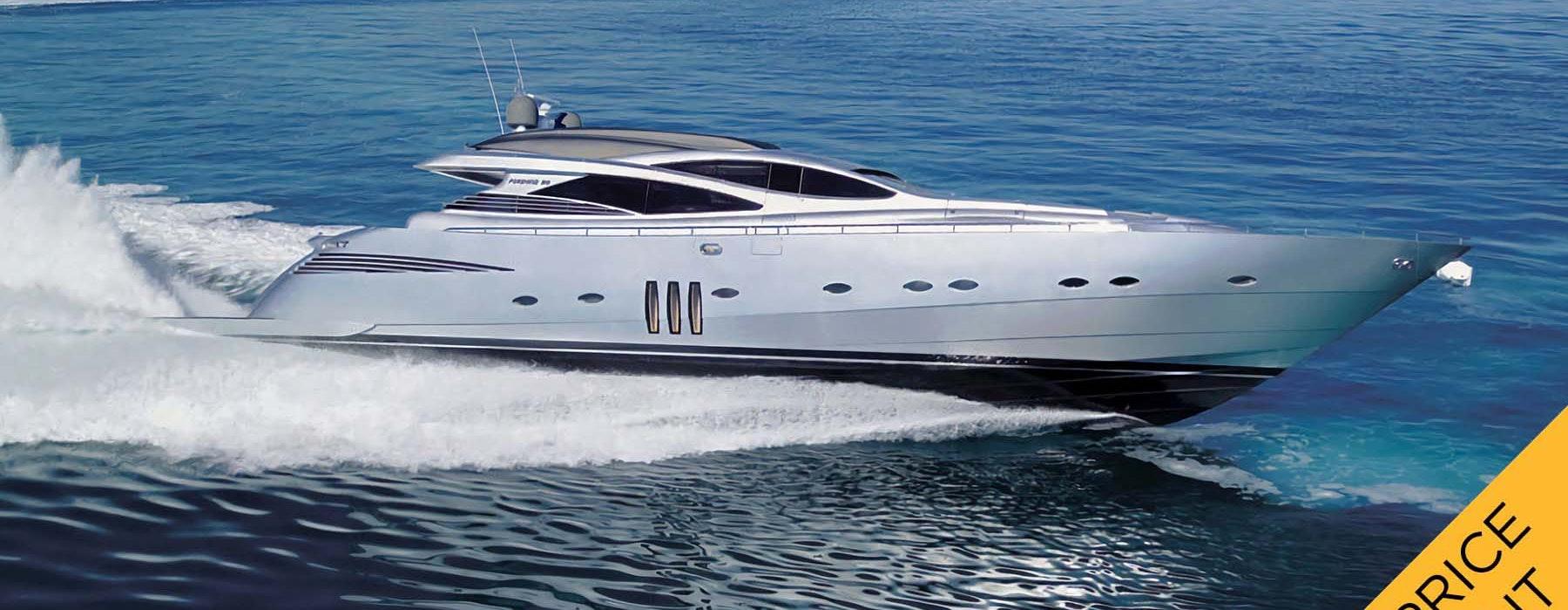 Motor yacht Pershing 90 PRICE CUT