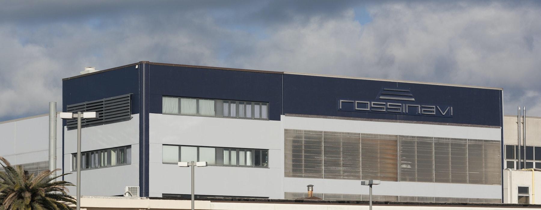 Rossinavi Shipyard Italy
