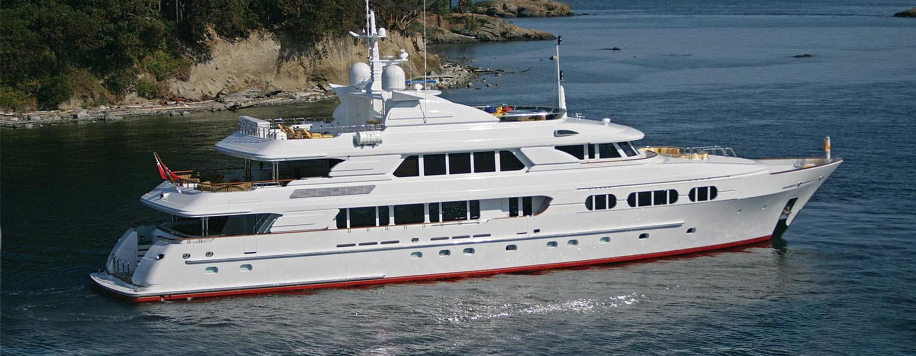SORCHA Northern Marine luxury yacht for sale