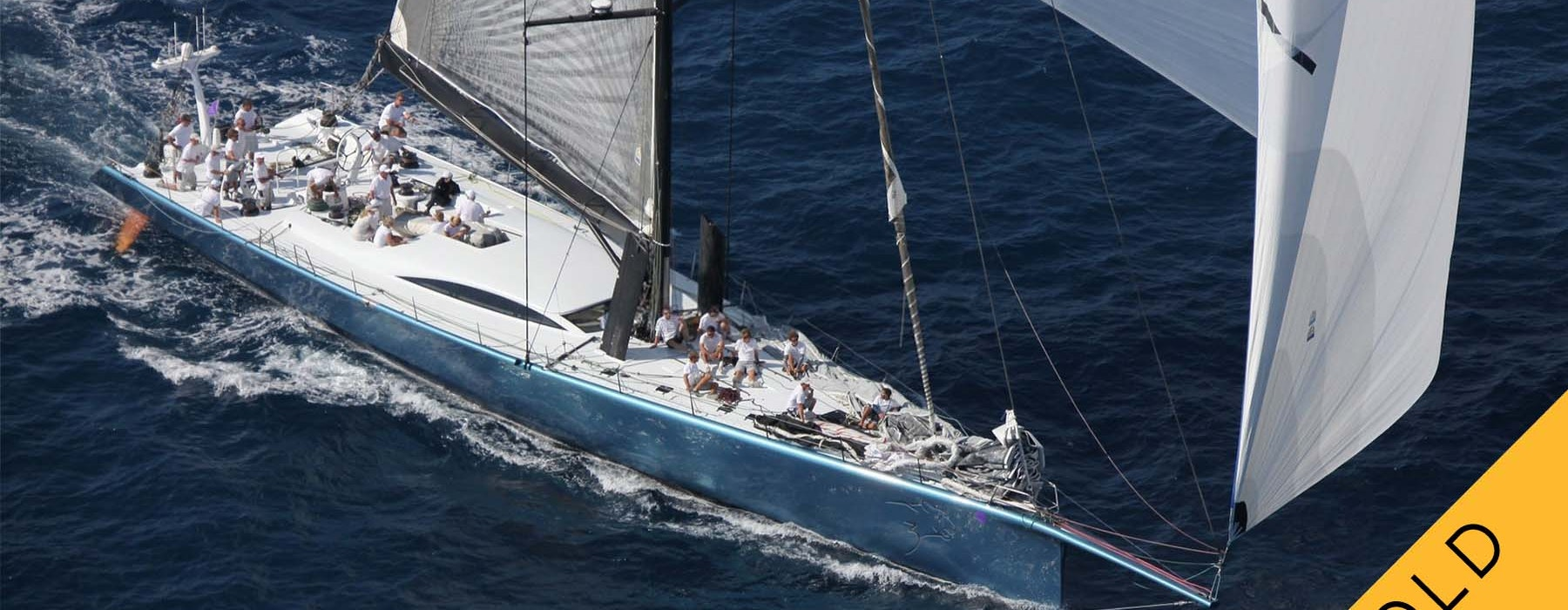 Sailing yacht LEOPARD-3 McConaghy 30.5m SOLD