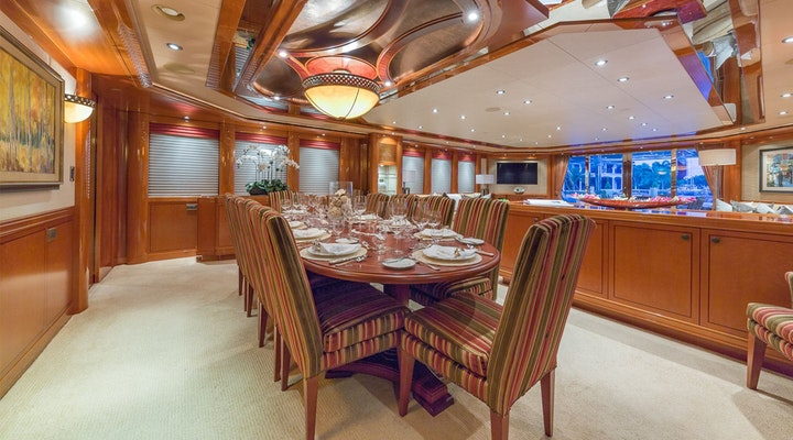Westport HOSPITALITY Charter Dining