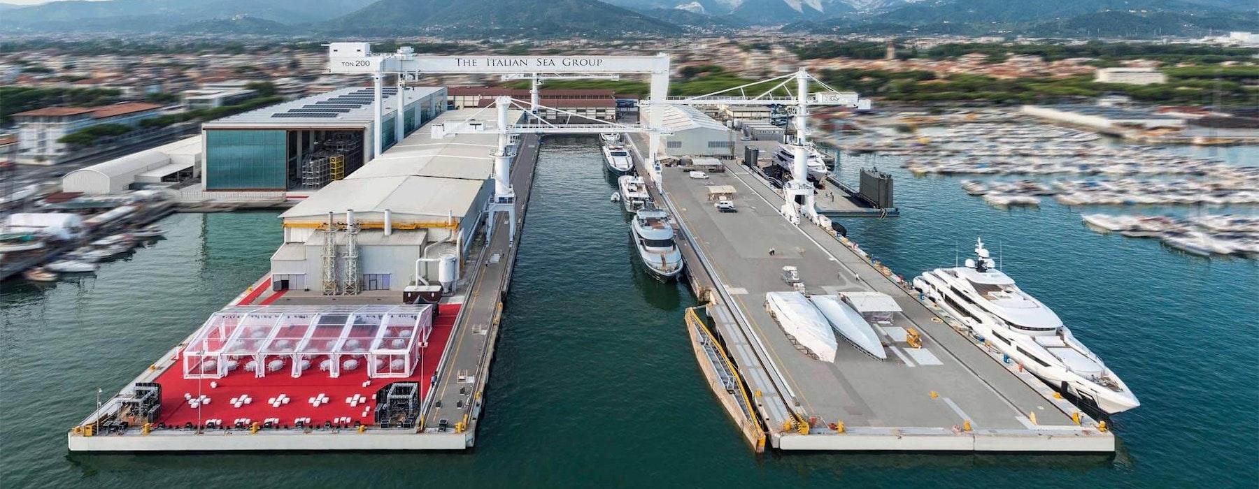 Admiral Yachts Shipyard