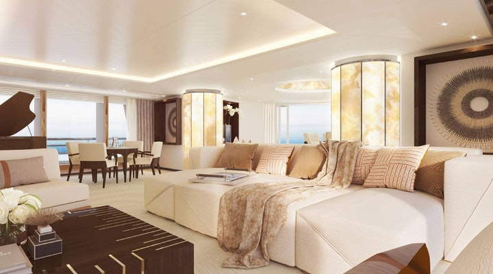 AMELS 242 - Owners Deck - Moran Yacht & Ship