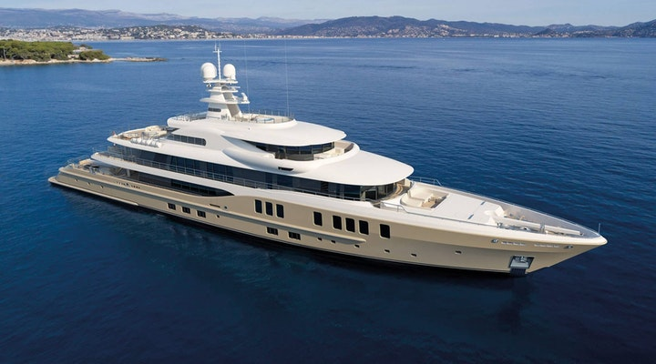 Amels 242 Yacht New Construction Project For Sale - Moran Yachts