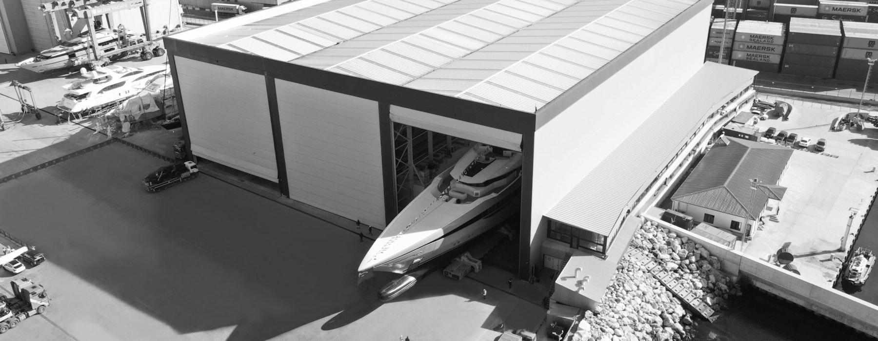 Bilgin Yachts Shipyard Profile