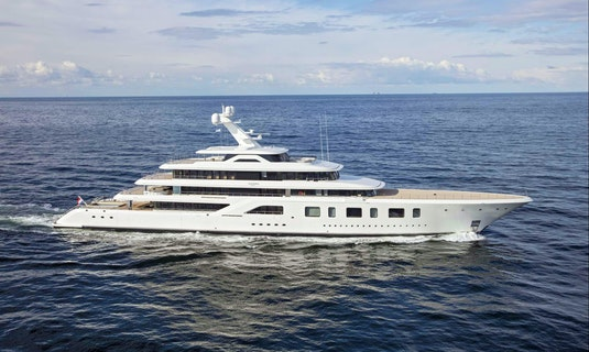 Feadship AQUARIUS Available For Sale