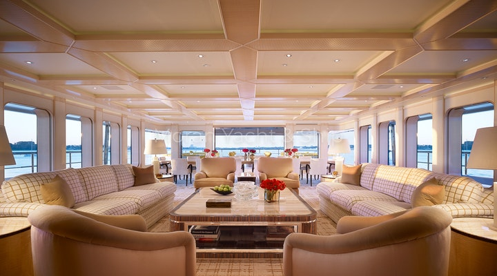 Feadship AQUARIUS Available For Sale - Bridge Salon
