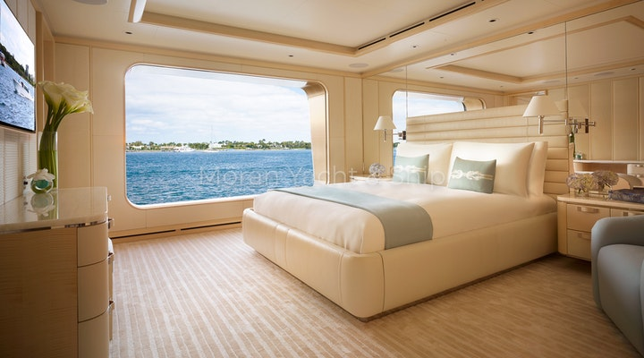 Feadship AQUARIUS Available For Sale - Guest Stateroom 2
