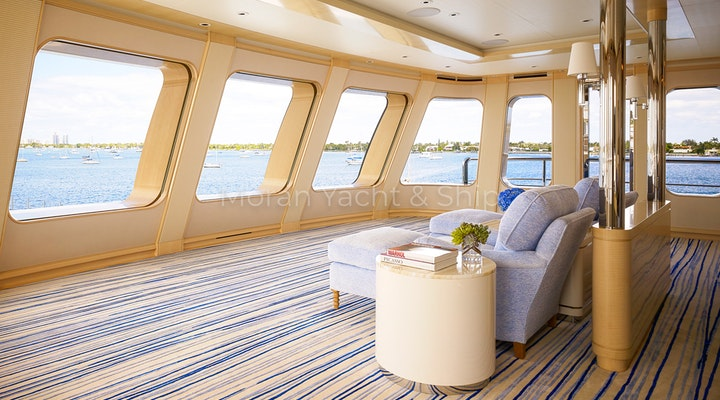 Feadship AQUARIUS Available For Sale - Media Room