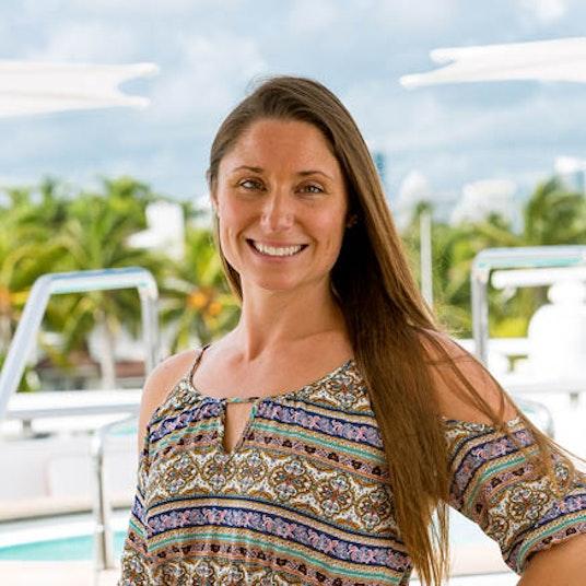 Fleet Manager Carly Morgan - Moran Yachts