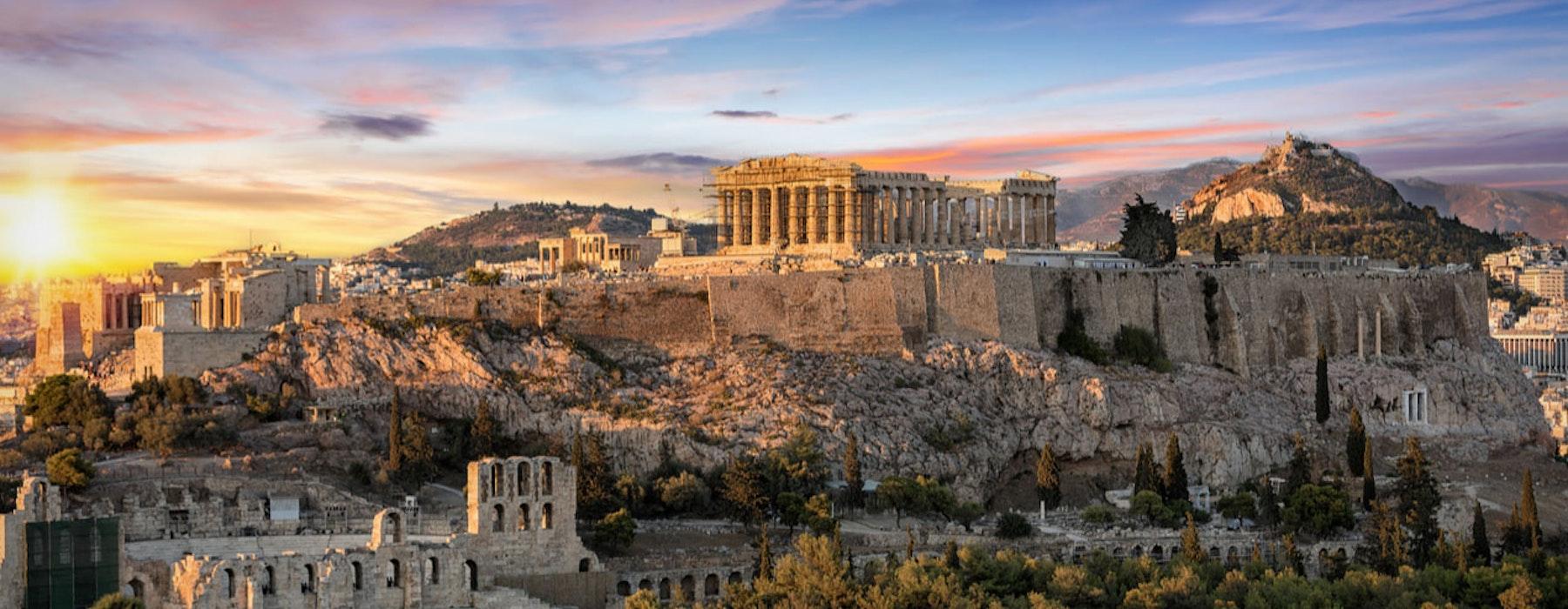 Greece Yacht Charter Destination