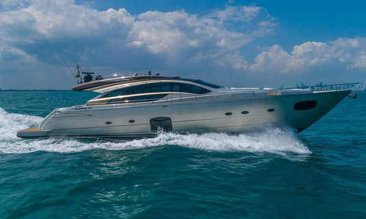 high performance yacht Pershing GROOT for sale-023