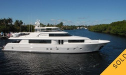 kaleen 112 westport yacht sold