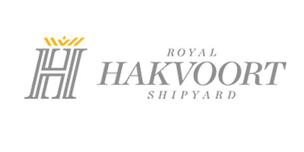 logo Royal Hakvoort Shipyard