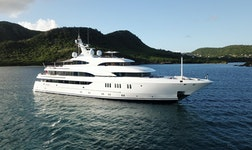 Lurssen AVANTI For Sale Profile Shot
