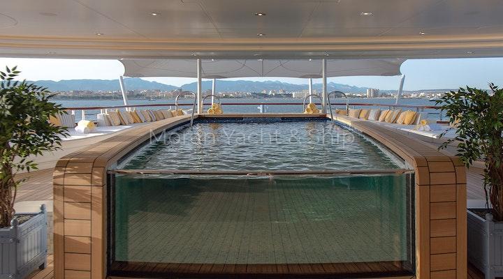 Completed Lurssen TIS Pool