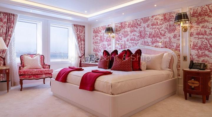 Completed Lurssen TIS Guest Suite 2