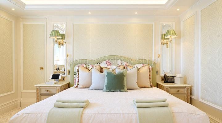 Completed Lurssen TIS Guest Suite 1