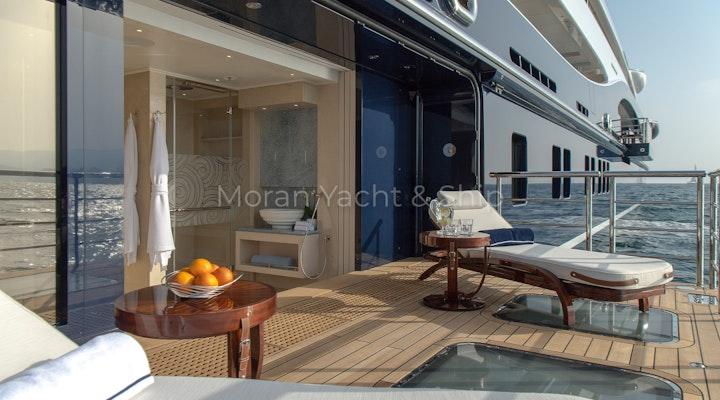 Completed Lurssen TIS Sea Terrace