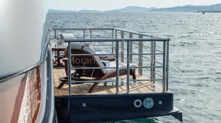Completed Lurssen TIS Sea Terrace 3