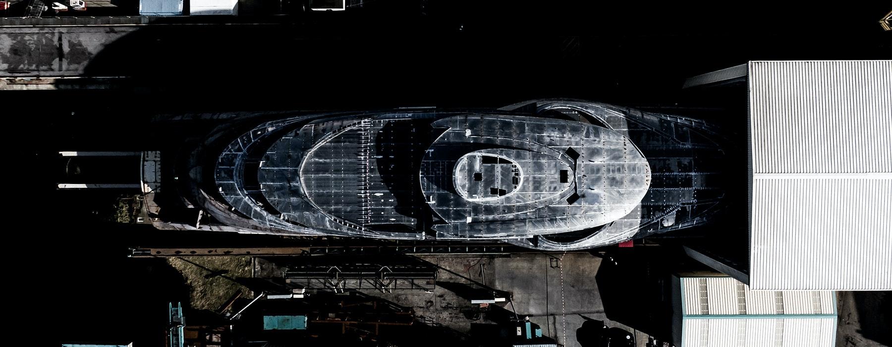Luxury Yacht Builders & Shipyards