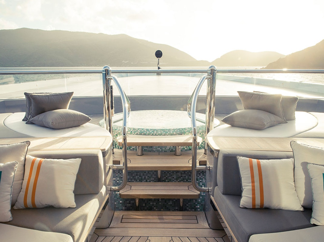 Global Luxury Yacht Charter Destinations - Moran Yachts
