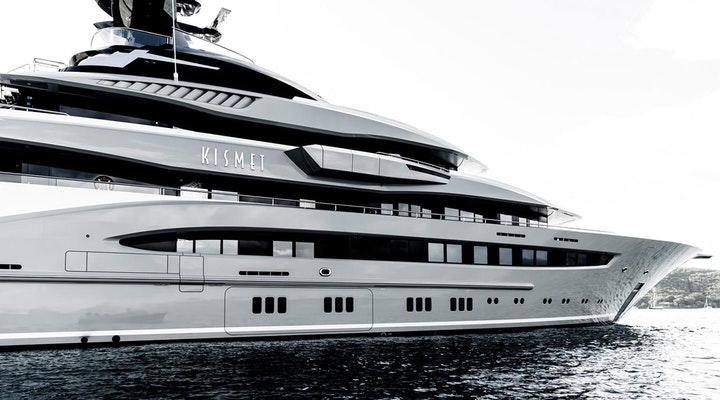 Luxury Yacht Construction Specialists Moran Yacht & Ship