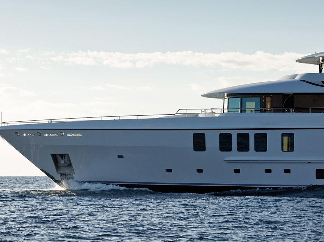 Luxury Yacht Sales & Yacht Brokerage - Moran Yacht & Ship