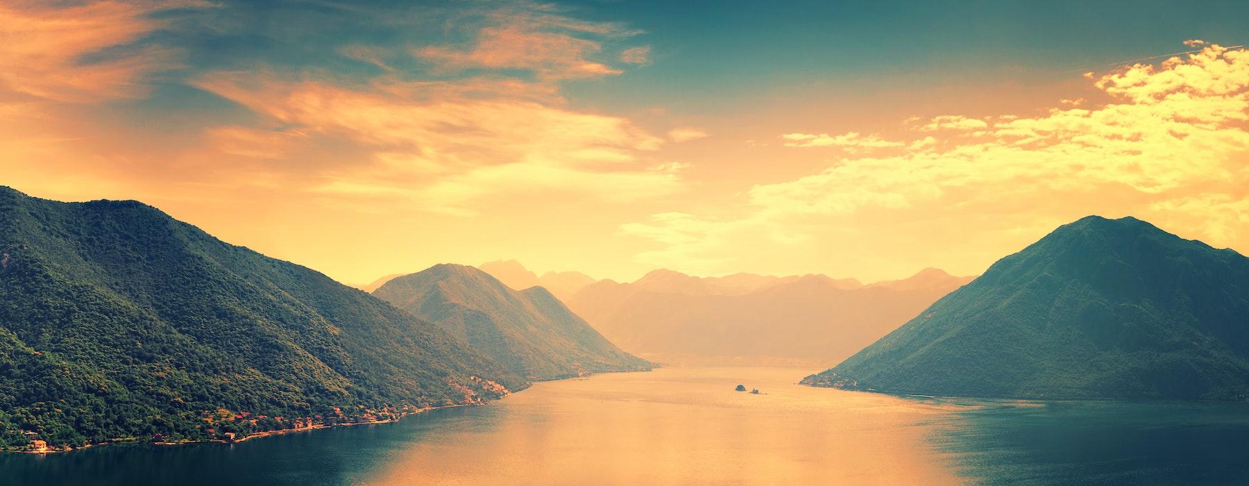 Montenegro Yacht Charter Destination