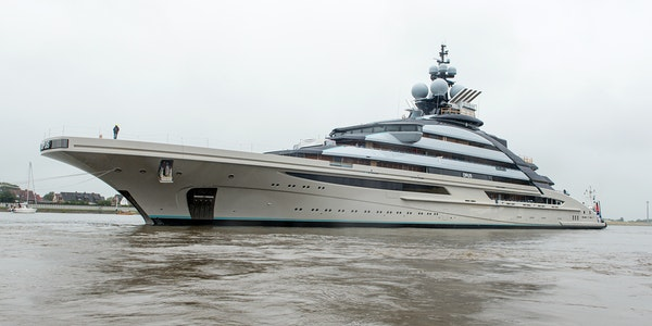 Lurssen Project OPUS Launched