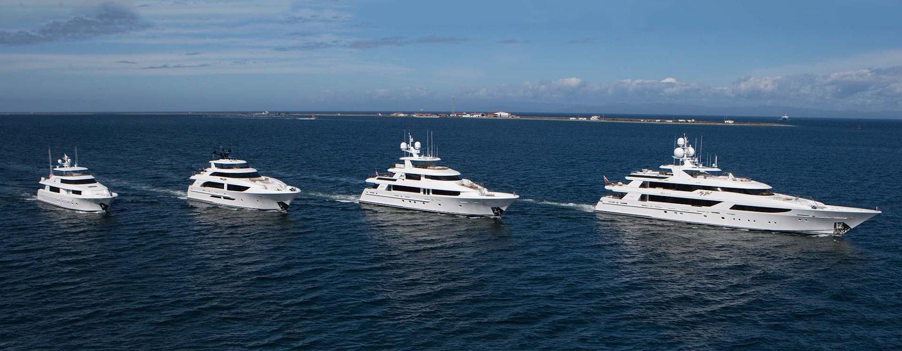 Westport Yachts - Luxury Yacht Builder