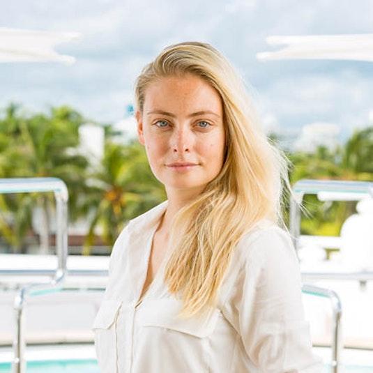 Monaco Yacht Broker Rita Barthulane
