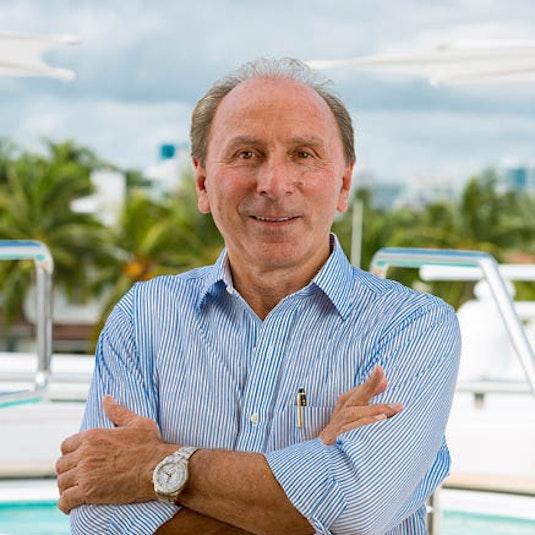 Yacht Broker Robert Moran, Moran Yacht & Ship President