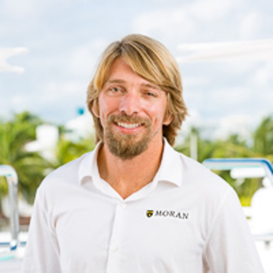 Yacht Broker Rory Moran - Moran Yachts