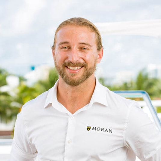 Yacht Sales & Construction Broker Sean Moran - Moran Yachts