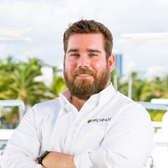 Yacht Broker Taylor Craig - Moran Yachts