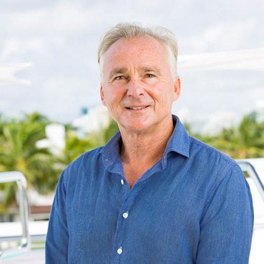 Yacht Broker Tom Fleming - Moran Yachts