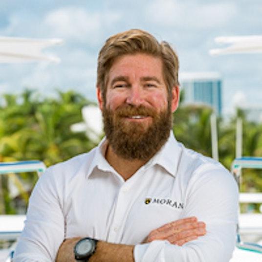 Yacht Broker Travis Motta - Moran Yachts